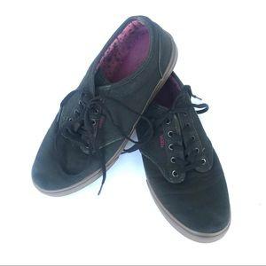 VANS Black Low Top Size 7.5
